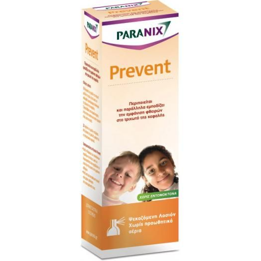 Omega Pharma Paranix Prevent 100 ml (Προληπτικό)