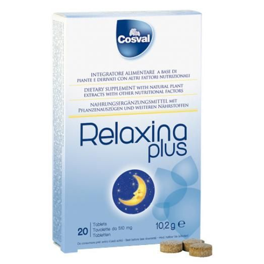 Cosval Relaxina Plus X 20 Tabs