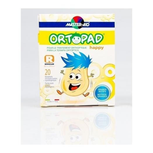Master Aid Ortopad Regular Simpaty Cotton X 20 Τμχ