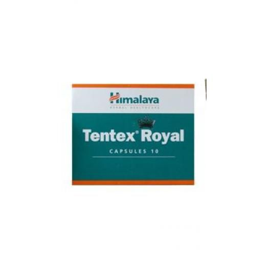 Himalaya Tentex Royal X 10 Caps