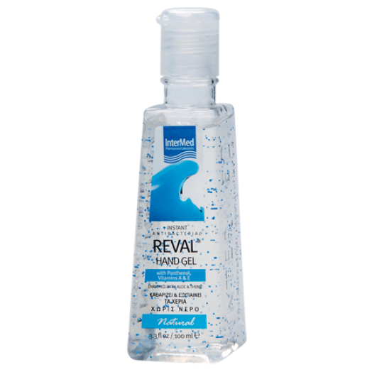 Intermed Reval Plus Hand Gel Natural 100ml