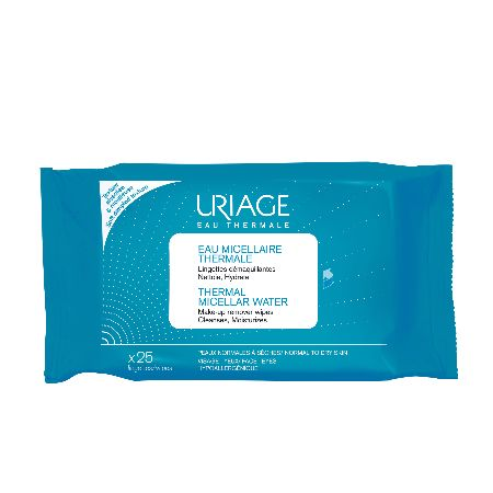 Uriage Eau Micellaire Thermale X 25 Wipes