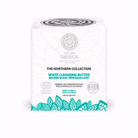 Natura Siberica Northern White Cleansing Butter 120ml