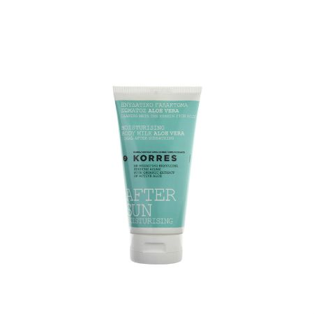 Korres Aloe Vera After Sun Γαλάκτωμα 150 ml