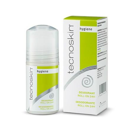 Tecnoskin Deodorant Roll-On 24H 50 ml