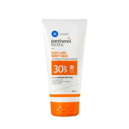 Panthenol Extra Sun Care Face & Body Milk Spf 30 150 ml