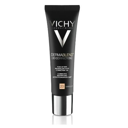 Vichy Dermablend 3D Correction Make Up No 20 Vanilla 30 ml