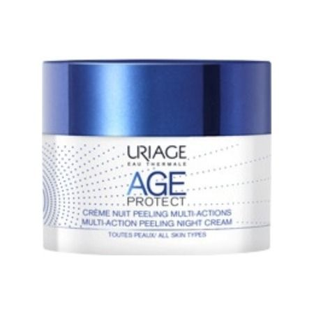 Uriage Age Protect Multi-Action Peeling Night Cream 50 ml