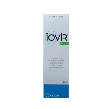 Iovir Nose Spray Plus 20 ml