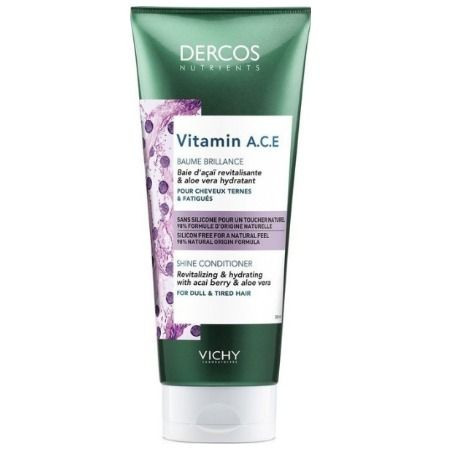 Vichy Dercos Vitamin A.C.E Shine Conditioner 200 ml