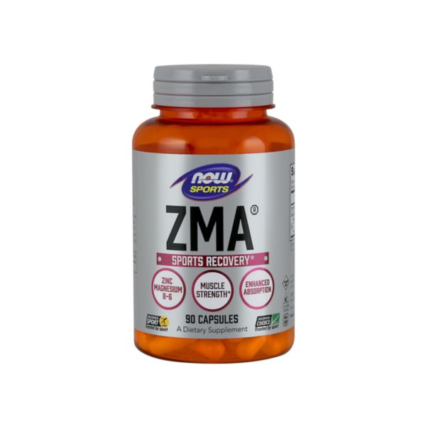 Now Foods Zma Sports Recovery 495 x 90 Caps