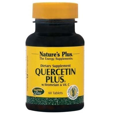 Nature's Plus Quercetin Plus x 60 Tabs