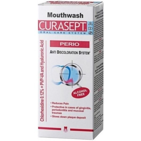 Curasept Ads Perio 0,12% Mouthwash 200 ml