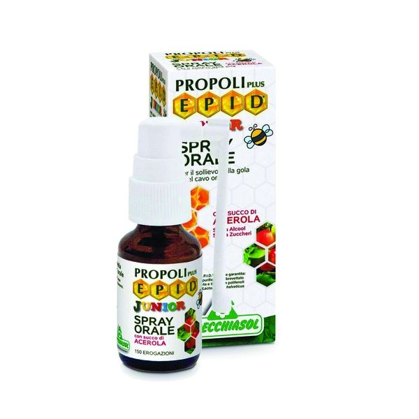 Specchiasol Epid Oral Spray Junior 15ml