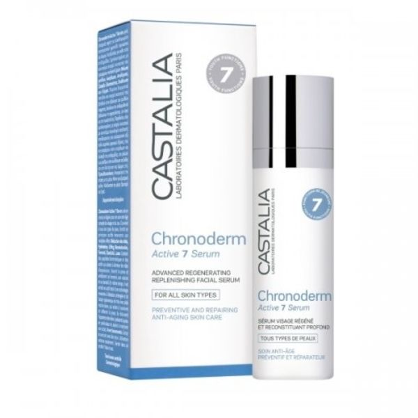Castalia Chronoderm Active 7 Serum 30 ml