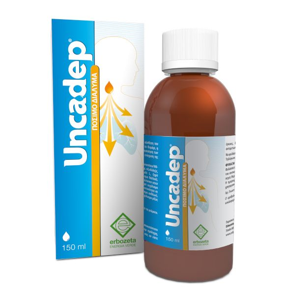 Uncadep Oral Solution 150 ml
