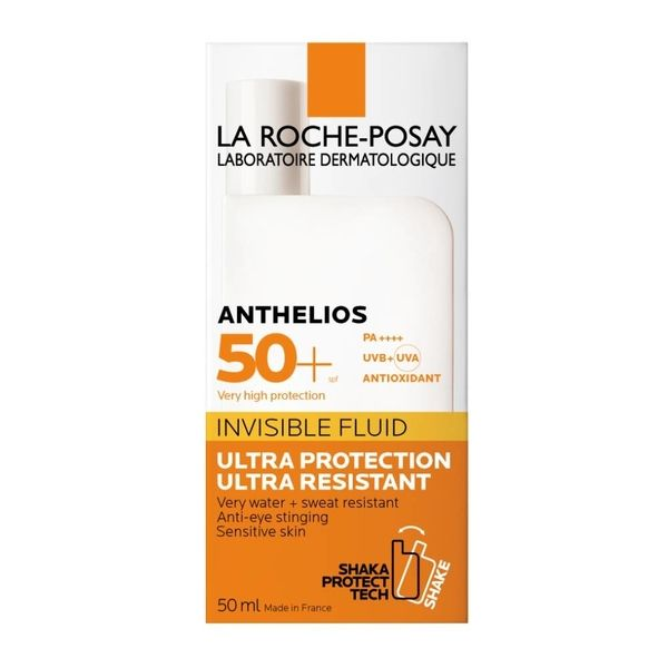 La Roche Posay Anthelios Shaka Fluid Invisible SPF50+ 50ml