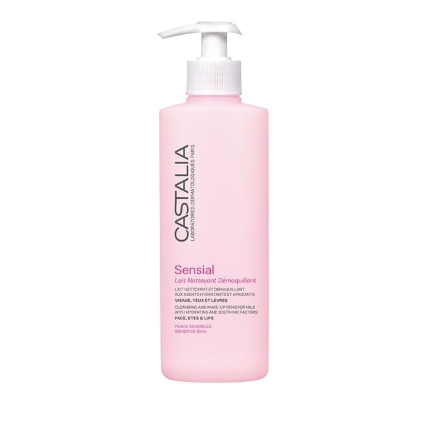 Castalia Sensial Cleansing And Make-Up Remover Milk 300ml