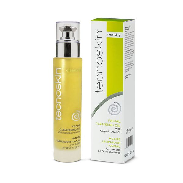 Tecnoskin Facial Cleansing Oil 100ml