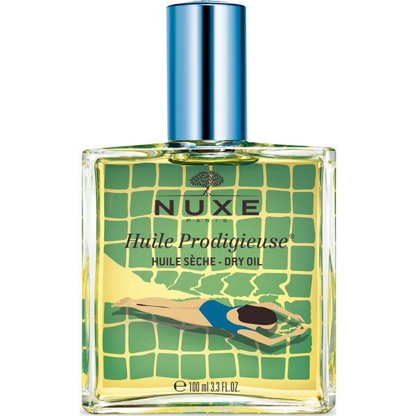 Nuxe Huile Prodigieuse Dry Oil Summer Limited Edition Blue 100ml