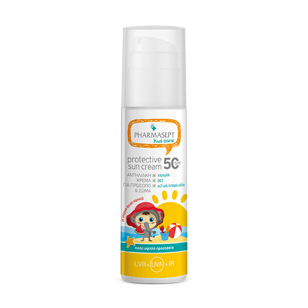 Pharmasept Kid Care Protective Sun Care Cream Spf50 150ml
