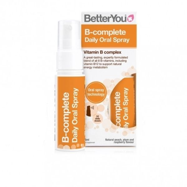 BetterYou B-complete Oral Spray 25 ml
