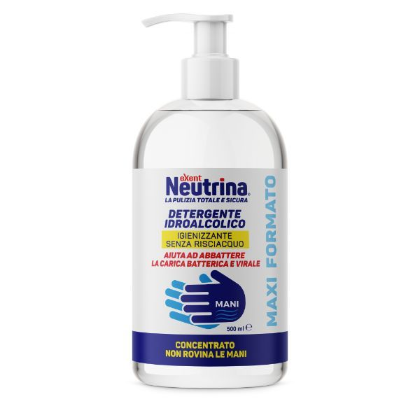 Medworld Neutrina Sanitizing Hand Gel 500 ml