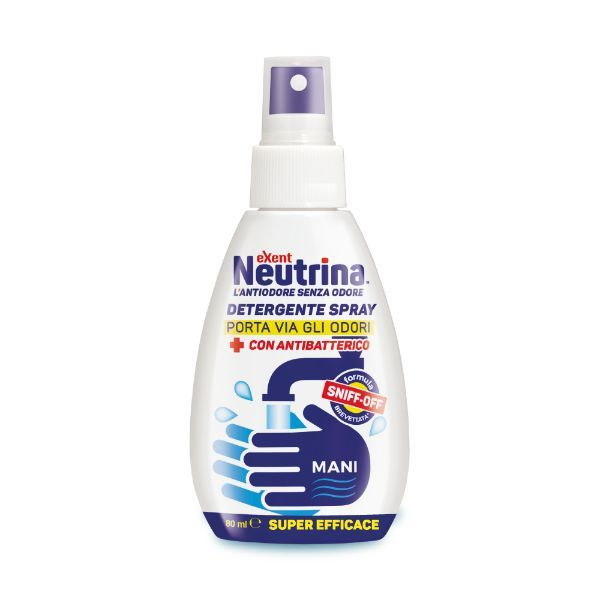 Medworld Neutrina Hand Wash Spray 80 ml