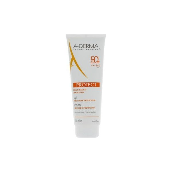 A-Derma Protect Lotion Fragile Skin SPF50 250ml