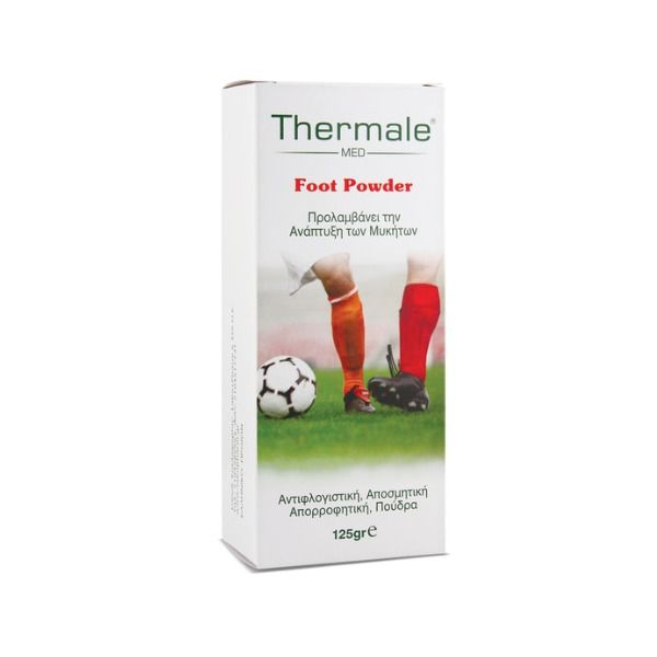 Thermale Med Foot Powder 125g