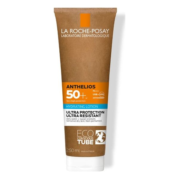 La Roche Posay Anthelios Hydrating Lotion SPF50+ (eco conscious tube) 250ml